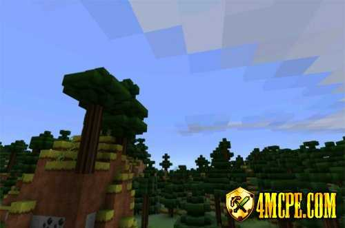 Текстур пак Good Morning Craft для MCPE 0.11.1, 0.11.0