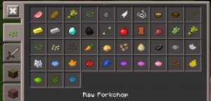 More Creative Items для MCPE 1.0.5, 1.0.4, 1.0.0