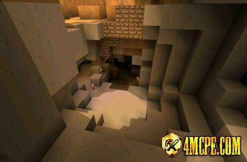 Текстур пак Adventure Time Craft для Minecraft PE 0.11.1, 0.11.0