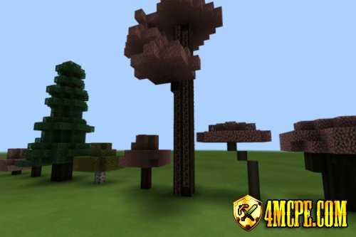 Текстур пак Xeno для Minecraft Pocket Edition 0.11.1, 0.11.0