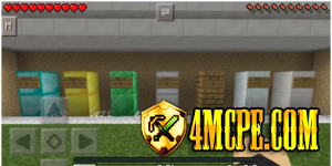 мод Magic Block (Machine) для MCPE 0.12.1