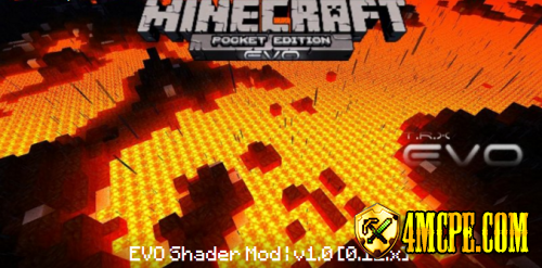Шейдеры как на PC - EVO Shaders для Minecraft PE 0.13.1
