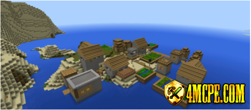 Island Village Close to Mainland