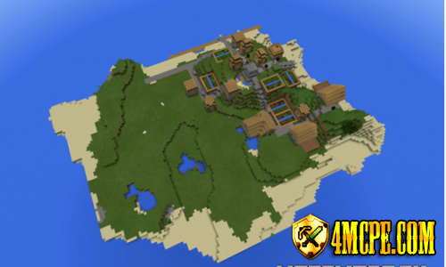 Larger Village Island Seed
